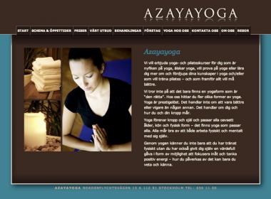 Azayayoga