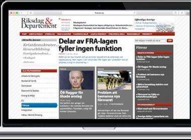 Rod.se får ny design och nytt CMS med Drupal